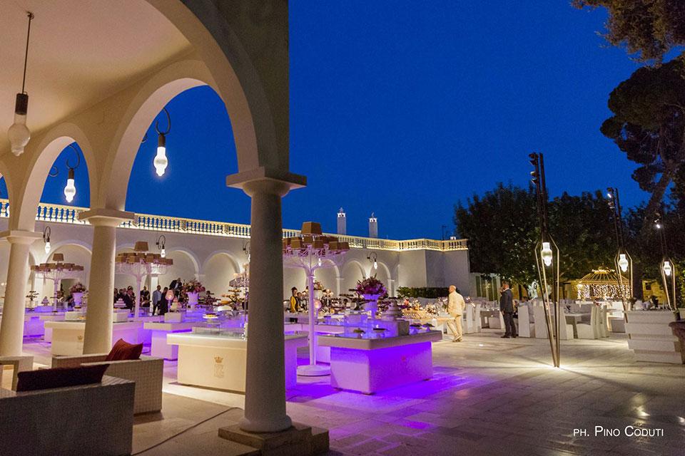 Sala Ricevimenti Trani, Bisceglie, Andria, Puglia - Villa Ciardi